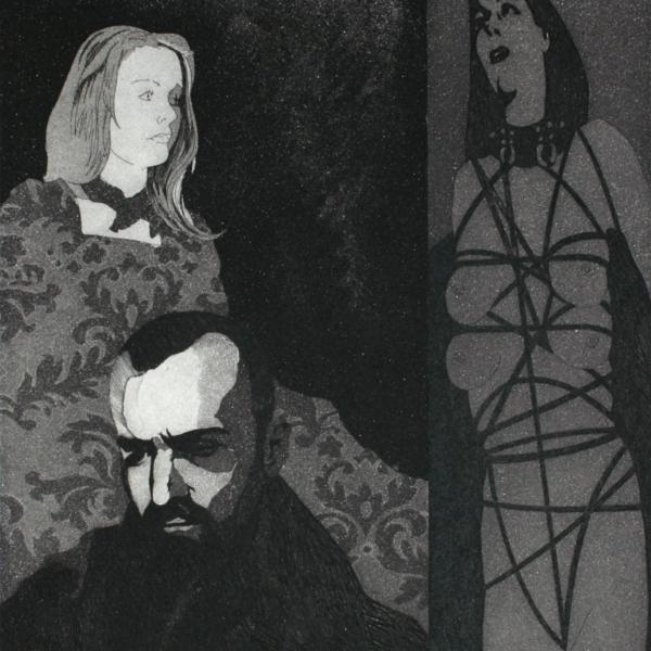 hard design - incisioni - iudithae flagitium 2001